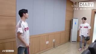 - JJ project - GOT7 قسمت دوم برنامه JJ Diary از جی بی و جینیونگ گات سون + ساب فارسی
