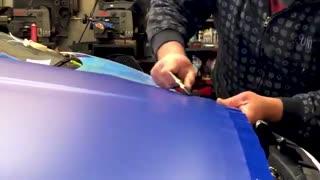 تیونینگ رولز رویس با رنگ های ویژه