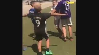 وقتی کودکان بلژیکی جام جهانی ۲۰۱۸ رو توی یک دقیقه خلاصه میکنن!