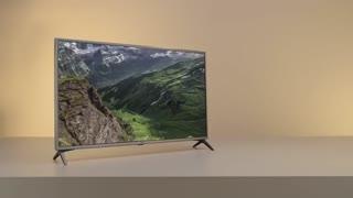 معرفی ویدئویی تلویزیون 49 اینچ 4K و هوشمند ال جی مدل UJ670V49