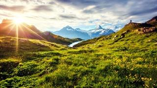 مناظر طبیعی بکرسوئیس
