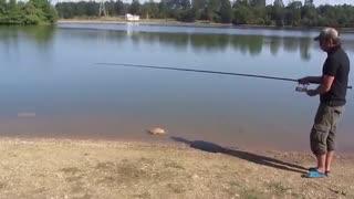 MASTER bait - آموزش ماهیگیری کپور - یافتن کف مناسب
