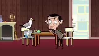 کارتون مستربین:یک دوست تازه