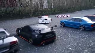 ماشین های کوچک دریفت زنی / Drifting Cars