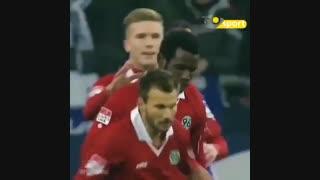زیباترین قیچی برگردون های دنیایفوتبال