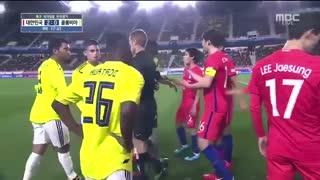 کلمبیا-کره(زردا کلمبیان)❤