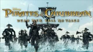 موسیقی متن دزدان دریای کارائیب 2017