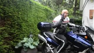 آموزش موتورسواری قسمت ۵ استفاده از ترمز