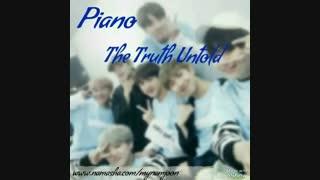 ورژن پیانو The Truth Untold از BTS