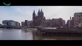 تور آمستردام هلند در یک دقیقه