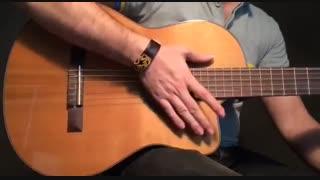 آموزش گیتار: جلسه ۱۵، آموزش ریتم ۴/۴