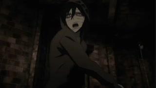 انیمه ترسناک فرشتگان مرگ(Satsuriku no TenshiHD) قسمت 3-سوم (با هاردساب فارسی)