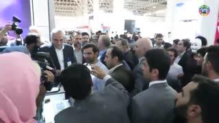 نمایشگاه الکامپ 97 - 2018 - ششم تا نهم مرداد ماه با تیم رسانه ای باشگاه موفقان
