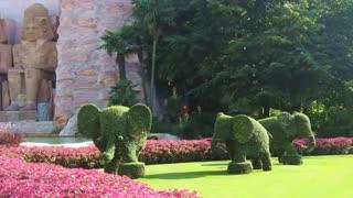 زیباترین باغچه های اروپا