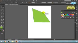 آموزش طراحی آرم و لوگوتایپ در نرم افزار ایلوستریتور Adobe Illustrator - قسمت اول