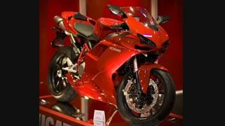 موتور سیکلت چویا در واقعیت!0_0بابا!!!!!!