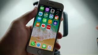 ویدیو جذاب خرد کردن آیفون 8 و گوشی  سامسونگ گلکسی S8 در میکسر