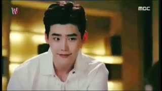 ( میکس عاشقانه کره ای دبلیو با اهنگ احساس ارامش احسان خواجه امیری )(لی جونگ سوک) کار مشترک من و نگین و الهام جون !