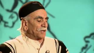 شاهنامه خوانی و نقالی مرشد کربلایی- قسمت 1