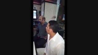 حامد ابراهیمی (تمرین آهنگ عاشق ترین عاشق)