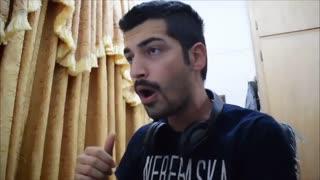 اجرای فری استایل زنده هیپ هاپ از مصی - آهنگ فوبیا