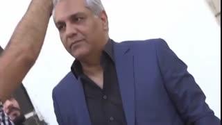 تست گریم مهران مدیری در فیلم رحمان 1400