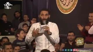 سلام آقا - عذابم نده (زمینه بسیار زیبا ) کربلایی محمد حسین حدادیان