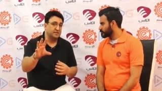 مصاحبه با شهریار شهابی Aio Connect آیو کانکت
