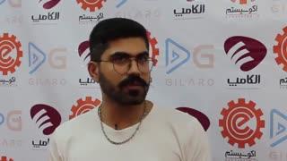 مصاحبه با مسعود وطن خواه استارتاپ فندق