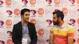 مصاحبه با عطا غفاری fillip agency