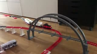 طراحی ماکت راه آهن با استفاده از پرینت سه بعدی