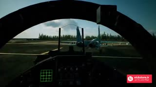 گیم پلی زیبای بازی Ace Combat 7