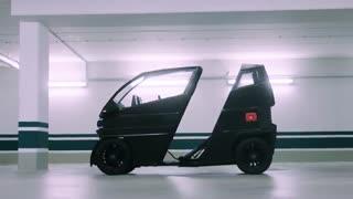 ابعاد خودروی الکتریکی iEV X  بسته به نیاز شما تغییر میکند