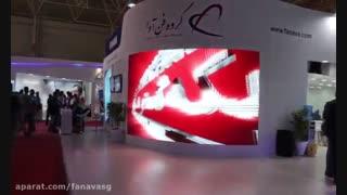 گزارش تصویری نمایشگاه الکامپ 2018-شرکت شبکه گستر فن آوا 7