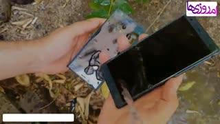 بررسی گوشی Sony Xperia XZ2 سونی