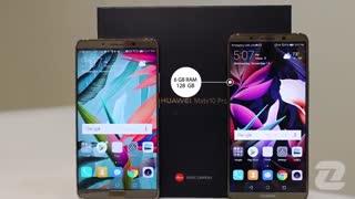 بررسی ویدیویی هواوی میت ۱۰ پرو Huawei mate 10
