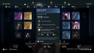 گیم پلی بازی جدید اساسین کرید اودیسه Assassin's Creed Odyssey