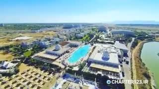 تابستان و سواحل قبرس   چارتر123