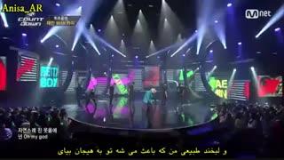 اجرای آهنگ Pretty boy از تمین شاینی و کای اکسو