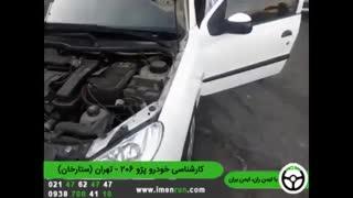 ایمن ران | کارشناسی خودروی پژو 206 - تهران (ستارخان)