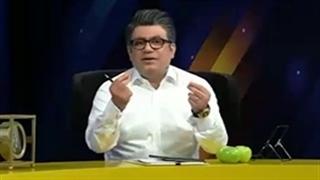 توبیخ رشیدپور به خاطر انتقاد از شهرداری در برنامه زنده تلویزیونی!