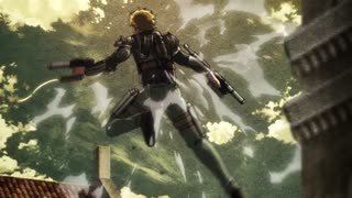 قسمت چهارم فصل سوم انیمه Attack on titan با کیفیت Full HD ( زیرنویس فارسی)
