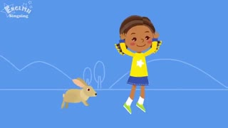 """""""آموزش زبان برای کودکان به روش singsing : آموزش اسم حرکت ها : بالا رفتن   پرواز کردن   رقصیدن و... به انگلیسی برای کودکان"""""""