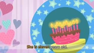 آموزش زبان انگلیسی برای کودکان به روش singsing : آموزش با شعر How old are you? I'm five years old. (Age song)