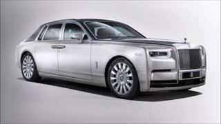 شاهکار دیگر از کمپانی خودروسازی رولز رویس - 2018 Rolls Royce Phantom