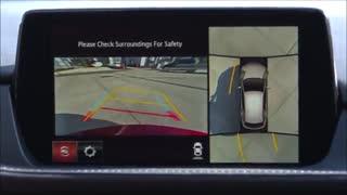 فضای داخلی و کیفیت رانندگی در 2019 Mazda6