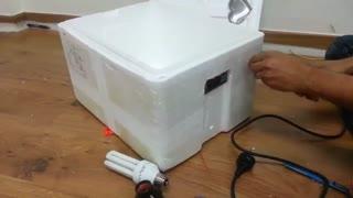 آموزش ساخت دستگاه جوجه کشی  دست ساز