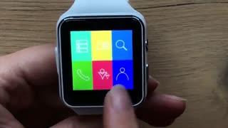 ساعت مچی هوشمند طرح اپل واچ a20 smart watch