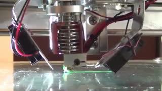 پرینت سه بعدی ماکت یک پل!