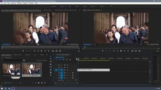 تند کردن ویدیو در ادوبی پریمیر